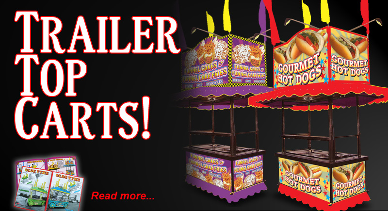 Trailer Top carts